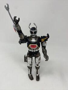 "Big Bad Beetleborgs Shadowborg 6"" Figure 1996 1997 Weapon On Arm Works"