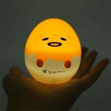 "Gudetama Lazy Egg 3"" Anime Mini Cute Lamp Night Light Home Decor Gift Collection"