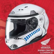 HJC CS-15 Star Wars Storm Trooper Visage Complet Casque Moto-Petit (s)