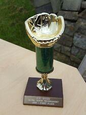 Softball Glove Trophy 8 Inch