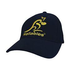 Wallabies KooGa Supporter Cap - Navy - Kids *Sale Price*