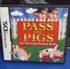 Pass the Pigs  Nintendo DS NEW but UNSEALED