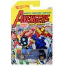 Hot Wheels Marvel Avengers Vehicle - Qombee