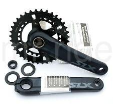 Shimano SLX FC-M7120-B2 Boost 2x12S Front Crank set 170mm-36/26T Black MTB Bike