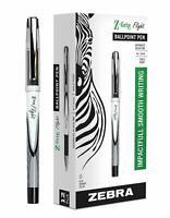 Zebra Pen Z-grip Flight Stick Pens - Bold Pen Point Type - 1.2 Mm Pen Point Size