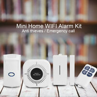 WIFI DOOR WINDOW ENTRY ALERT SENSOR VISITOR IOS SECURITY CHIME ALARM APP CONTROL