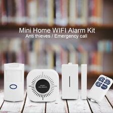 WIFI DOOR WINDOW ENTRY ALERT SENSOR VISITOR IOS SECURITY CHIME ALARM APP CONTROL