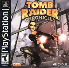Tomb Raider Chronicles - PS1 PS2 Playstation Game
