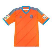 Camisetas de fútbol de naranja adidas