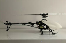 450 RC Carbon Helicopter, Align GP750, Co-Pilot II Stabilization + 2 Spare Helis