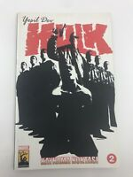 HULK BOILING POINT #2 - Foreign Comic Book - 2000s - MARVEL - VERY RARE - 8.0 VF