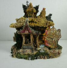 Boyds Bearly-Built Villages - Martha's Florist Shop