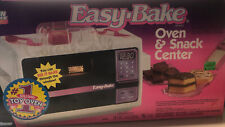 Easy Bake Oven with Original Box and  accessories Tested Works