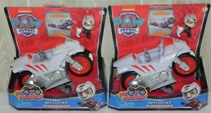 Paw Patrol Moto Pups Wildcat Deluxe Vehicle BRAND NEW!! 2021 READY TO SHIP!!