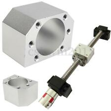 1Pcs CNC Ball Aluminum Housing For RM2505 RM2510 Ball Screw Bracket Nut Bracket
