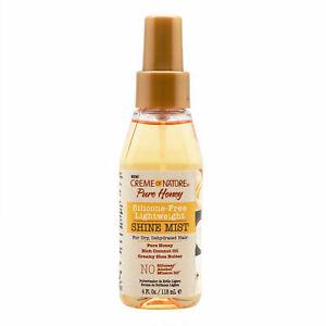 Creme Of Nature - Pure Honey Lightweight Shine Mist - 4 oz