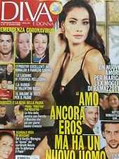 Diva 2020 43.Marica Pellegrinelli,Raoul Bova,Matilde Gioli,Carolina Stramare