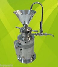 Vertical Sesame soybean Peanut Butter,Bean Sauce,Jam, Colloid Mill Machine JML50