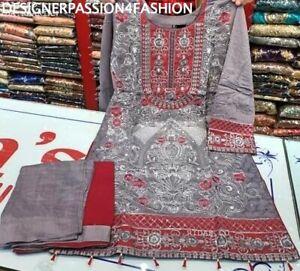 Asian Ready Made Pakistani Indian salwar,shalwar kameez suits S/M/L party dress