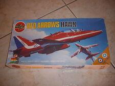 AIRFIX  RED ARROWS HAWK  PLASTIC MODEL 1/48