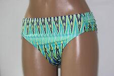 NEW Bleu Rod Beattie Twilight Heatwave Tab Sides Hipster bikini bottom size 14