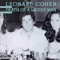 LP-LEONARD COHEN-DEATH OF A LADIES MAN NEW VINYL RECORD