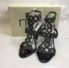 Strappy, Ankle Straps Heels Women's Synthetic Leather NEXT