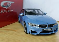 1:18 GT Spirit GT055 BMW M3 SEDAN (F80) - Brand new & boxed, not M1 M2 M5