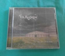 Tim McGraw Set This Circus Down 14 Songs CD
