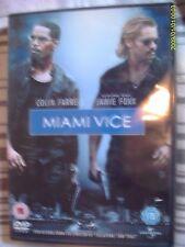 MIAMI VICE DVD Movie Film