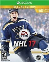 NHL 17 Deluxe Edition - Xbox One VideoGames