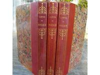 CONTES DE BOCCACE 3/3 Vol. ILLUSTRATIONS J. WAGREZ DECAMERON