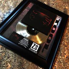 TOOL UNDERTOW Platinum Record Music Award Album Disc LP