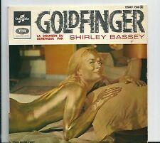 SHIRLEY BASSEY - GOLDFINGER - GONE