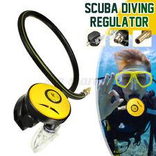 Max 145PSI Explorer Scuba Diving Dive 2nd Stage Regulator Octopus Hookah Hose