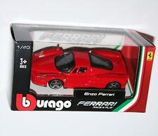 Burago - ENZO FERRARI (Red) - Model Scale 1:43