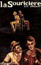 La Souricière / Gil BREHAT // Espionnage-Service / 1962