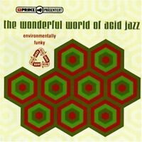Acid Jazz-The wonderful World of (1994) Mother Earth, Brand New Heavies.. [2 CD]