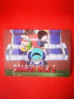 CARTE DBZ 2000 Chromium archive édition holo BULMA KRILIN n°65 dragon ball Z