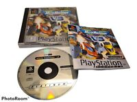 MICRO MACHINES V3 SONY PLAYSTATION 1 (PLATINUM) PAL PS1 COMPLET TBE CODEMASTERS