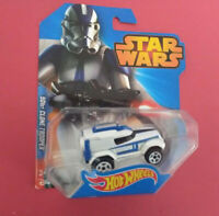 HOT WHEELS - STAR WARS - CLONE TROOPER 501 - VOITURE - REF 5930