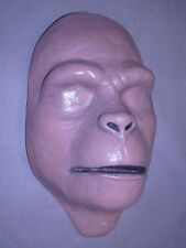Rare Planet of the Apes Chimpanzee display face casting