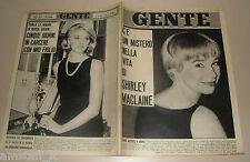 GENTE 1964/4=ROSSANA GATTESCHI=UTO UGHI=BRUNO FILIPPINI=BRUTOS=VICO EQUENSE=