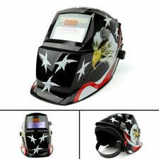 Solar Auto Darkening Welding Helmet Tig Mig Welder Lens Grinding Mask 34 Usa