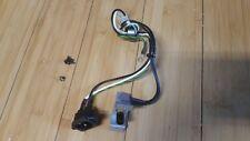 Yamaha Motif 6, 7, 8 POWER INLET BUTTON PLUG UNIT Yamaha Motif Original
