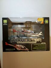 Propel RC Micropter (15002) RED Micro Wireless Indoor RC Helicopter New in Box