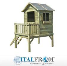 Maisonnette en bois cabane en bois pour enfants  Jouets de jardin