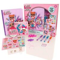 LOL SURPRISE TREASURE KEEPSAKE Storage GIFT BOX Jewelry box + Collector Cards
