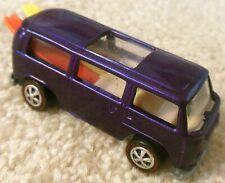 Vintage Mattel Redline Hot Wheels Purple VW Rear Load BEACH BOMB Custom Kit Car