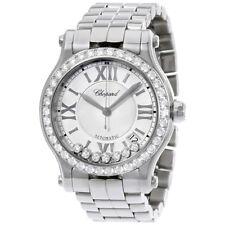 Chopard Happy Sport Medium Automatic Ladies Watch 278559-3004